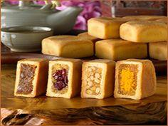 Taiwan Pineapple Cake Guide