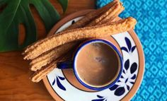 Receta de Churros caseros tradicionales Super Bowl Menu, Xmas Food, Homemade Christmas, Deli, Mexican Food Recipes, Love Food, Cravings, Food And Drink, Cooking Recipes