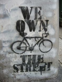 """""""We own the street""""!"""