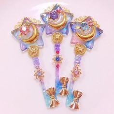 Magical moonlight sapphire key✨✨ #handmade #pastelkei #pastelgoth #sweetlolita  #lolita #lolitafashion #magical #mahoukei #magicalgirl #magicalgirls #kawaiikei #kawaiiness #japanesefashion #kawaiifashion #glitter #fairy #fancy #fairykei #fashionjewelry #designfesta  #dream #dreamy #caramelribbon #ゆめかわいい #キャラメルリボン