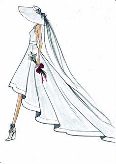Fanny Liautard- Créatrice Robes de Mariée, cérémonie, soirée ...