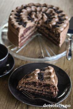 Norway Food, Norwegian Food, Homemade Sweets, Something Sweet, Let Them Eat Cake, No Bake Cake, Nom Nom, Good Food, Goodies