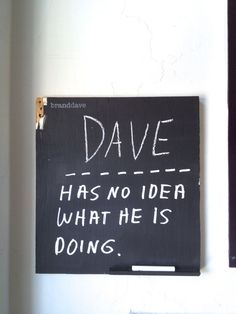 No Idea screen print  by branddave