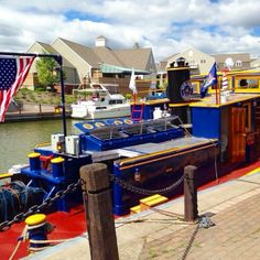 Tug Seneca at the Fairport Canal Days Festival in Rochester, NY