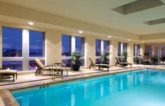 Swimming pool - Should be indoor and outdoor