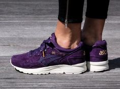 http://SneakersCartel.com Asics Gel Lyte V 'Purple Suede' #sneakers #shoes #kicks #jordan #lebron #nba #nike #adidas #reebok #airjordan #sneakerhead #fashion #sneakerscartel https://www.sneakerscartel.com/asics-gel-lyte-v-purple-suede/