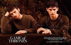 "Dolce & Gabana - ""GAME OF THRONES"""