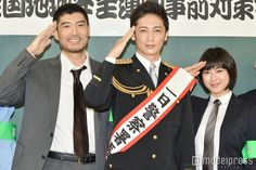(左から)高嶋政宏、玉木宏、瀧本美織 (C)モデルプレス