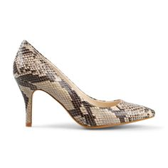 Just bought these mint Snake Embossed Pointed Toe pumps at C. Wonder: real leather plus memory foam insole, plus additional 30% off at b store!