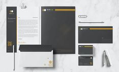 Slivelaw Stationary Keynote Template, Brochure Template, Flyer Template, Stationery Templates, Psd Templates, Brand Guidelines Template, Stationary, Branding Design, Art