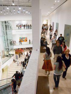 Noche de los Museos - Museo MALBA, Buenos Aires - Museos en Buenos Aires Zoos, Theatres, Libraries, Museums, Trip Planning, Buildings, Photo Wall, Nature, Art Museum