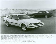 1983 Toyota Celica