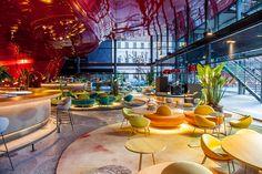 Restaurante Nubel . Museo Reina Sofía Madrid- AD España, © D.R