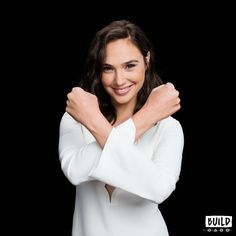 Gal Gadot, «AOL Build Speaker Series», 2017