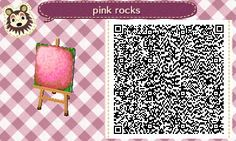 Pink Rock path