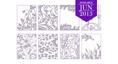 Sweet Dreams Embossing Folder Collection