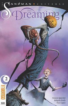 The DREAMING #4 Sandman Universe 2019 Vertigo DC Comics ~ VF//NM Book