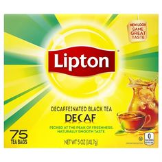 Lipton Tea Bags, Iced Tea Mix, Decaf Tea, Black Tea Bags, Fruit List, Perfect Cup Of Tea, Premium Tea, Tea Tray, Best Tea
