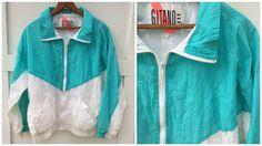 80's Gitano Outerwear Jacket / Women's Large by ElkHugsVintage on Etsy