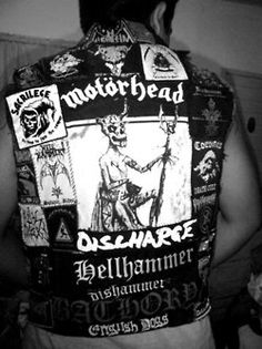 Motorhead Discharge