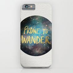 Wander iPhone & iPod Case by Cat Coquillette - $35.00