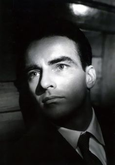 Montgomery Clift  in Indiscretion of an American Wife - 1953