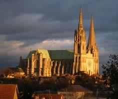 Cathédrale de Chartres, France