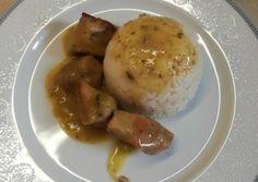 Χοιρινό λεμονάτο με μουστάρδα συνταγή από ANNEL - Cookpad Food And Drink, Potatoes, Cooking Recipes, Eggs, Tasty, Vegetables, Breakfast, Foodies, Cakes