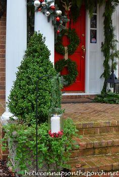 Make a Mason Jar Lantern for Christmas