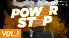 POWER STEP Vol. 18 is Here! Challenge YOUR cardiovascular fitness and step it up in Power Step Volume Feel YOUR legs and heart fight the good fight throu. Step Music, Step Aerobics, St P, Fight The Good Fight, Workout Music, Group Fitness, Chor, Heart Disease, Workout Videos