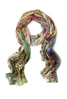 Rossi Silk Scarf by Lily and Lionel