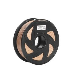 Limited Offer of Wood + PLA Printing Material Dimensional Accuracy +/- Printer Filament Spool Home 3d Printer, 3d Printer Parts, Print 3d, Wood Print, Types Of 3d Printers, 3d Printing Materials, 3d Printer Filament, Buy Wood, Picture On Wood