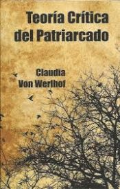 Imagen de cubierta: TEORÍA CRÍTICA DEL PATRIARCADO