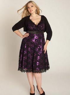 Fashion Plus Size Women