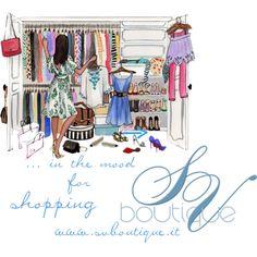 Sv Boutique lo Chic Address nel cuore della città di Casale Monferrato per essere sempre aggiornate con le tendenze della moda.   SHOP ONLINE www.svboutique,it