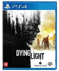 DYING LIGHT BR (PS4)