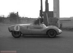 Aintree British Grand Prix 1959- Stirling Moss ..  Cooper Climax.