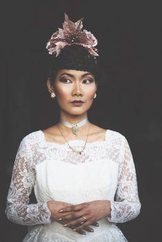 Taylor + Bailey - Wildflower Weddings Fusion Design, Just The Way, Frocks, Wild Flowers, Jewelry Design, Gowns, Weddings, Wedding Dresses, Pretty