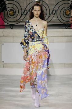 Peter Pilotto Spring 2018 Ready-to-Wear Undefined