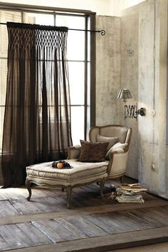 Chaise. Would love to have it in my master bed room and read book before go to bed. Its nice quiet to sit