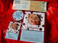 #Bautismo (set) Babyshower, Frame, Design, Decor, Baptism Favors, Invitation Cards, Invitations, Events, Picture Frame