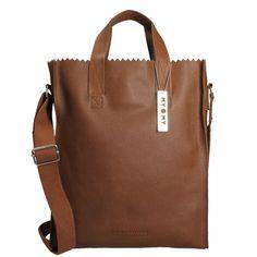 MYOMY shopper My Paper Bag brandy