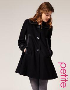 Swing Coats Petite - Coat Nj