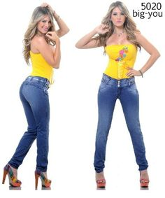 Highlight your beauty!  www.pfcolombianjeans.com