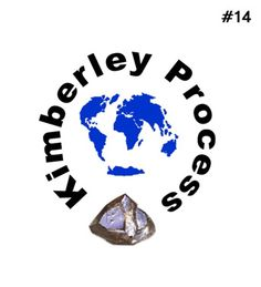 DIAMOND FACT 14 Under the Kimberley Process, rough diamonds can only be exported and imported when accompanied by a certificate from the exporting country.