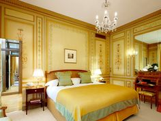 Hôtel de Crillon, Paris: France Resorts : Condé Nast Traveler