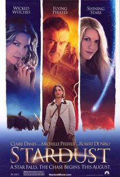 Stardust movie poster - the movie where Tristan got his name :)
