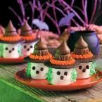 Marshmallow Witches Recipe | Taste of Home