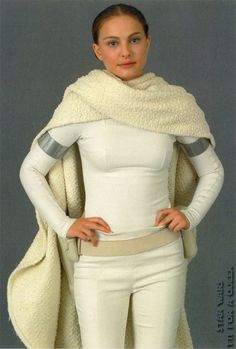 Queen Amidala outfit. I think I will be her for Halloween sometime.