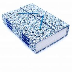 Daisy Blue Journal from Fairwind